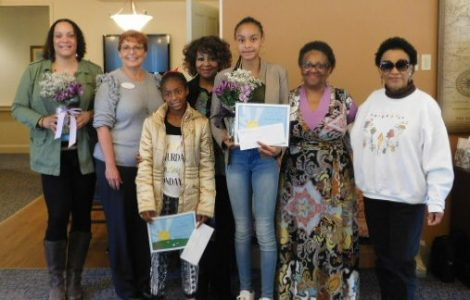 The Cottages of Carmel Welcomes New Watermark Kids, Kamori and Kyra Rogers