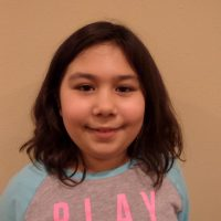 Welcome, Lilyana Carrion to the Watermark for Kids Family!